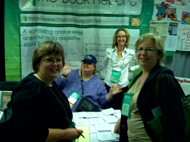 The Book Report Authors: Lynn York, Darnell Arnoult, Margaret Sartor, & Elisabeth Grant-Gibson