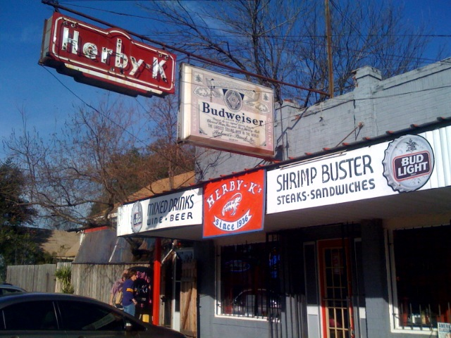 Shreveport's Home of the Shrimpbuster