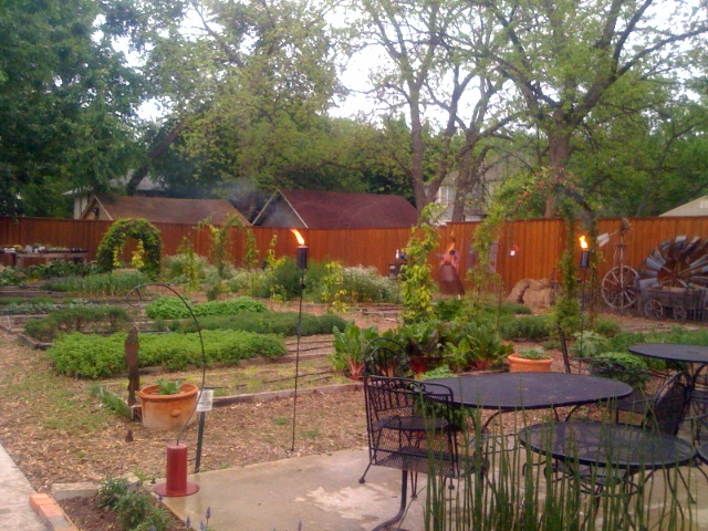 Yet another reason to love Dallas: The Garden Cafe