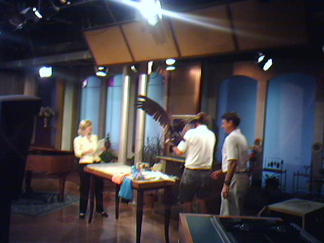 At WWL-TV New Orleans Morning News