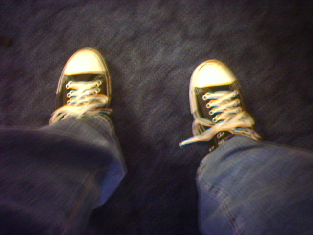 Got My Travelling Shoes On For The Books-A-Million Managers' Meeting In Birmingham, Alabama
